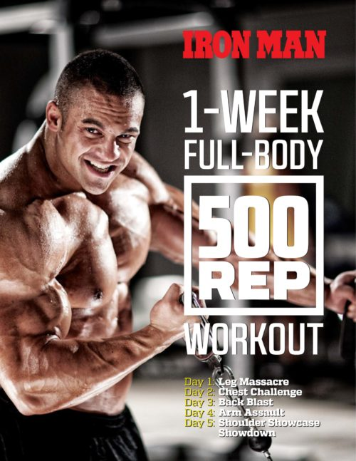 500 Rep Workout
